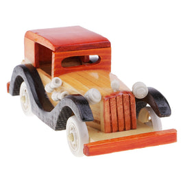 Classic Vintage Hand Crafted Wooden Car - RHIZMALL.PK Online Shopping Store.