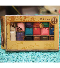 16 Shade Eyeshadow Kit and Palette - RHIZMALL.PK Online Shopping Store.