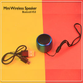Mini Wireless Speaker
