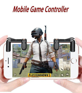 K03 Mobile Gaming Trigger L1 R1 Button PUBG