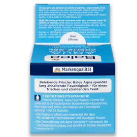 Day Cream Aqua Moisturizing Cream Gel, 50 ml - RHIZMALL.PK Online Shopping Store.