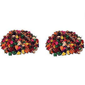 Home Decor Multi Color Potpourri Leaves for Indoor Outdoor Decoration - Multi Color - RHIZMALL.PK Online Shopping Store.