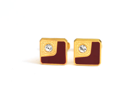 Tuxedo Cufflink High Quality Stud - RHIZMALL.PK Online Shopping Store.
