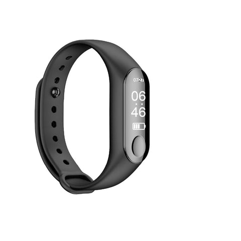 Fitness Tracker Smart Band Smart Watch M3 - RHIZMALL.PK Online Shopping Store.