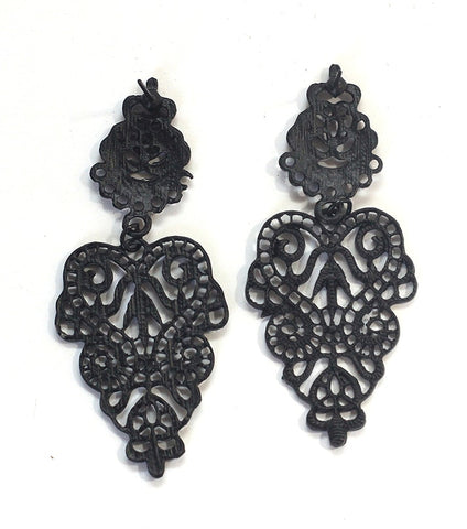Bohemian Drop Earring - RHIZMALL.PK Online Shopping Store.
