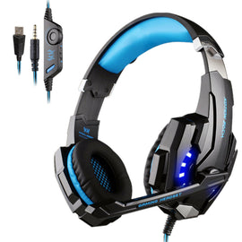 G9000 Gaming Headset With Mic Ear Headphones