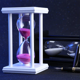 Hourglass-Sand-Timer-For-Kitchen - RHIZMALL.PK Online Shopping Store.