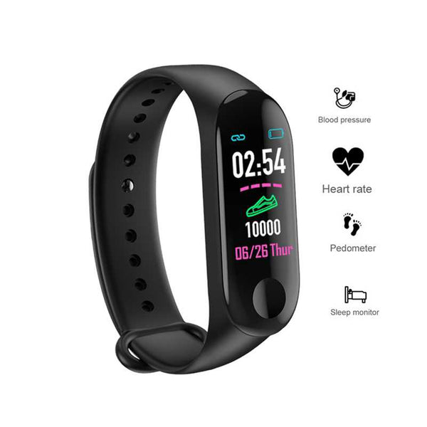 Fitness Tracker Smart Band Smart Watch M3