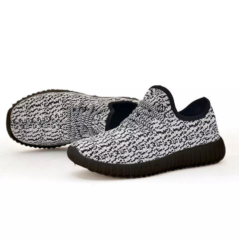 Ex Black Sole Waterproof Woven Shoes - RHIZMALL.PK Online Shopping Store.