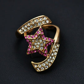 Mac Queen Star Ring - RHIZMALL.PK Online Shopping Store.