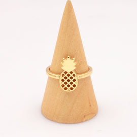 Monica Pineapple Funky Ring - RHIZMALL.PK Online Shopping Store.