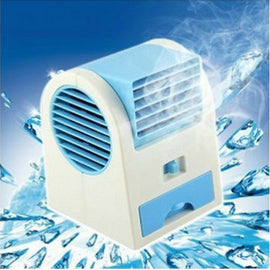 Mini USB AC Fragrance Air Conditioner Cooling Fan Cooling Portable
