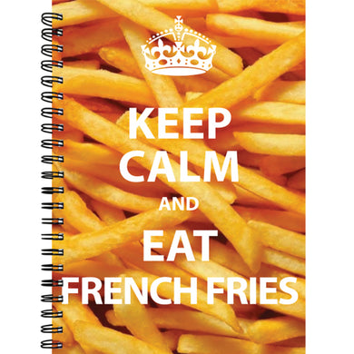 Keep Calm and Eat French Fries - RHIZMALL.PK Online Shopping Store.