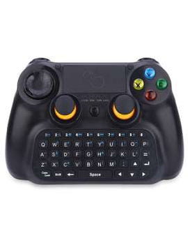 TI 501- Wireless Gamepad keyboard For Phone & PC - Black - RHIZMALL.PK Online Shopping Store.