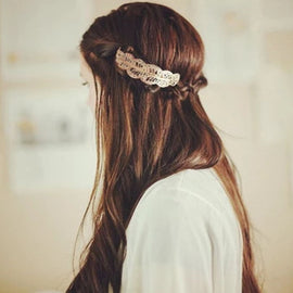 Dominique Floret Hair Clip - RHIZMALL.PK Online Shopping Store.