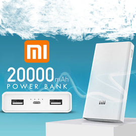 Imported MI 20000mAH Power Bank - RHIZMALL.PK Online Shopping Store.