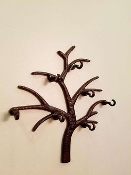 Copper Tree Key Holder Best for home office Decoration - RHIZMALL.PK Online Shopping Store.