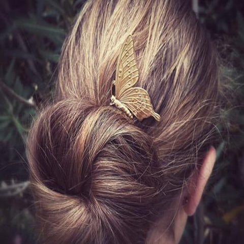 Salvatore Butterfly Clip - RHIZMALL.PK Online Shopping Store.