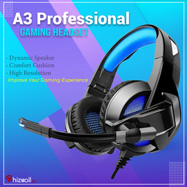 A3 PROFESSIONAL GAMING HEADSET