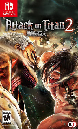 PS4 Attack on Titans Game - RHIZMALL.PK Online Shopping Store.