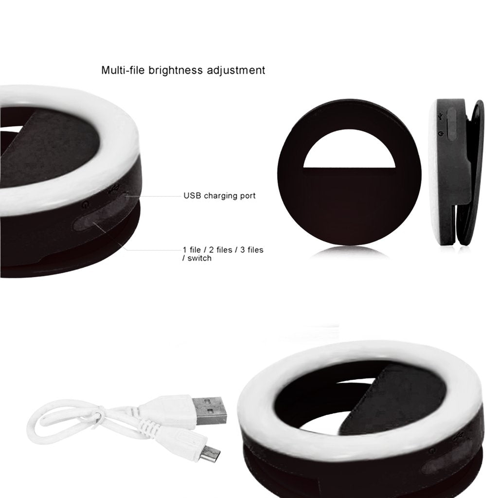 Image result for selfie ring light