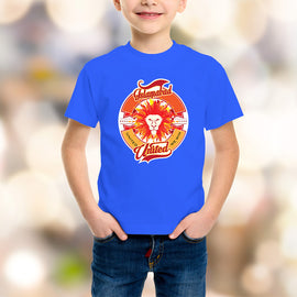 Islamabad United Kids Blue T-Shirt - RHIZMALL.PK Online Shopping Store.