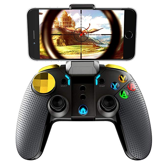 PG-9118 Bluetooth Wireless Game Controller for iOS/Android/PC