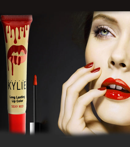 Long Lasting Moisturizing Waterproof Liquid Lipstick - RHIZMALL.PK Online Shopping Store.