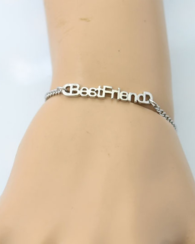 Best Friend Charm Bracelet - RHIZMALL.PK Online Shopping Store.