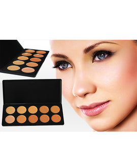 Fenzza Contour and Highlighting Powder Foundation Palette - RHIZMALL.PK Online Shopping Store.