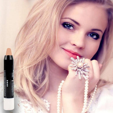 Highlights Waterproof Contour Concealer Stick Makeup Pencil - RHIZMALL.PK Online Shopping Store.
