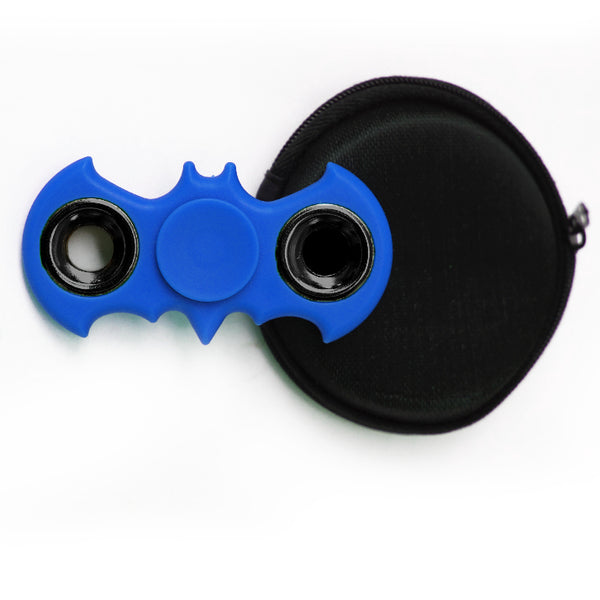Batman Ceramic Cube Bearing Fidget Spinner- Blue - RHIZMALL.PK Online Shopping Store.
