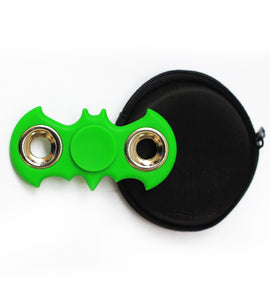 Batman Ceramic Cube Bearing Fidget Spinner- Green - RHIZMALL.PK Online Shopping Store.
