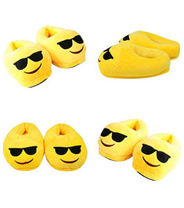 Emoji Slipper Cool Shade Warm and Comfortable - RHIZMALL.PK Online Shopping Store.