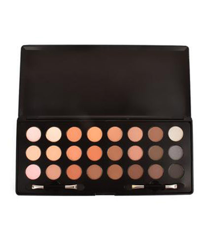 Beauty Woman 24 Colour Eyeshadow Palette 24 Color + Brush Set - RHIZMALL.PK Online Shopping Store.