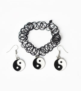 Tattoo Gothic Flexible Spiritual Jewellery - RHIZMALL.PK Online Shopping Store.