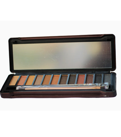 Heblee Eyeshadow Palette Kit with Brush - RHIZMALL.PK Online Shopping Store.
