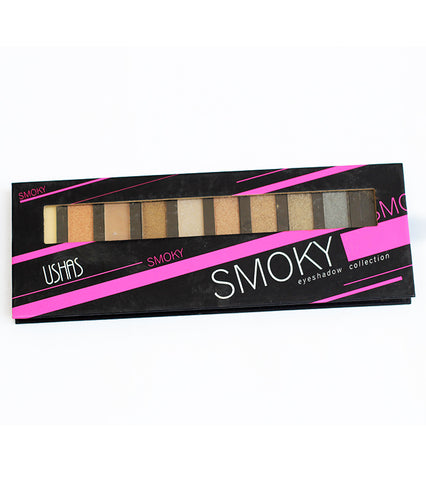 Ushas Smoky  Eye Shadow Palette - RHIZMALL.PK Online Shopping Store.