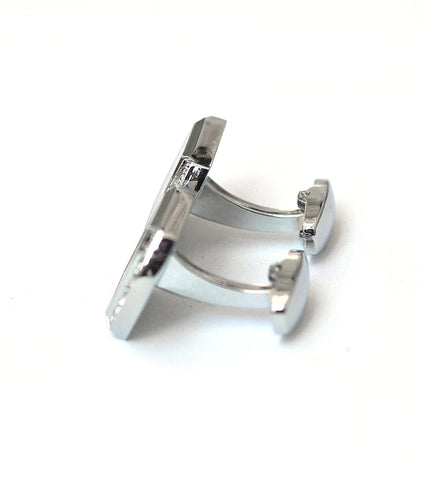 Luxury Cufflink Stainless Steel Stud - RHIZMALL.PK Online Shopping Store.