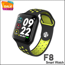 F8 Smart Technology Wrist Watch Bluetooth smart bracelet - RHIZMALL.PK Online Shopping Store.