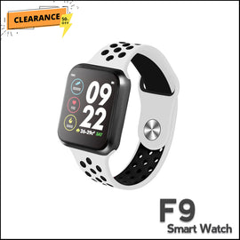 F9 Bluetooth SmartWatch, and Fitness Tracker - RHIZMALL.PK Online Shopping Store.