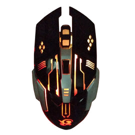 OPTICAL MOUSE T9 GAMING MOUSE - RHIZMALL.PK Online Shopping Store.