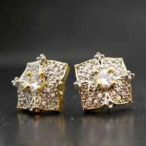 Melina Square Shaped Stud - RHIZMALL.PK Online Shopping Store.