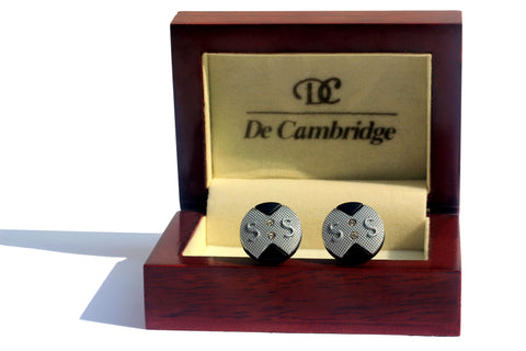 Scottish Rampant High Quality Luxury Cufflink - RHIZMALL.PK Online Shopping Store.