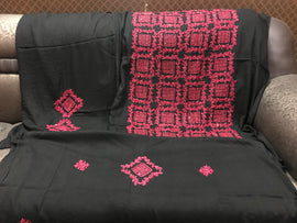 Unstitched Arket Moti Work Embroidery - RHIZMALL.PK Online Shopping Store.