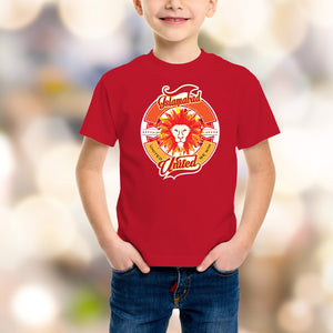 Islamabad United Kids Red T-Shirt - RHIZMALL.PK Online Shopping Store.
