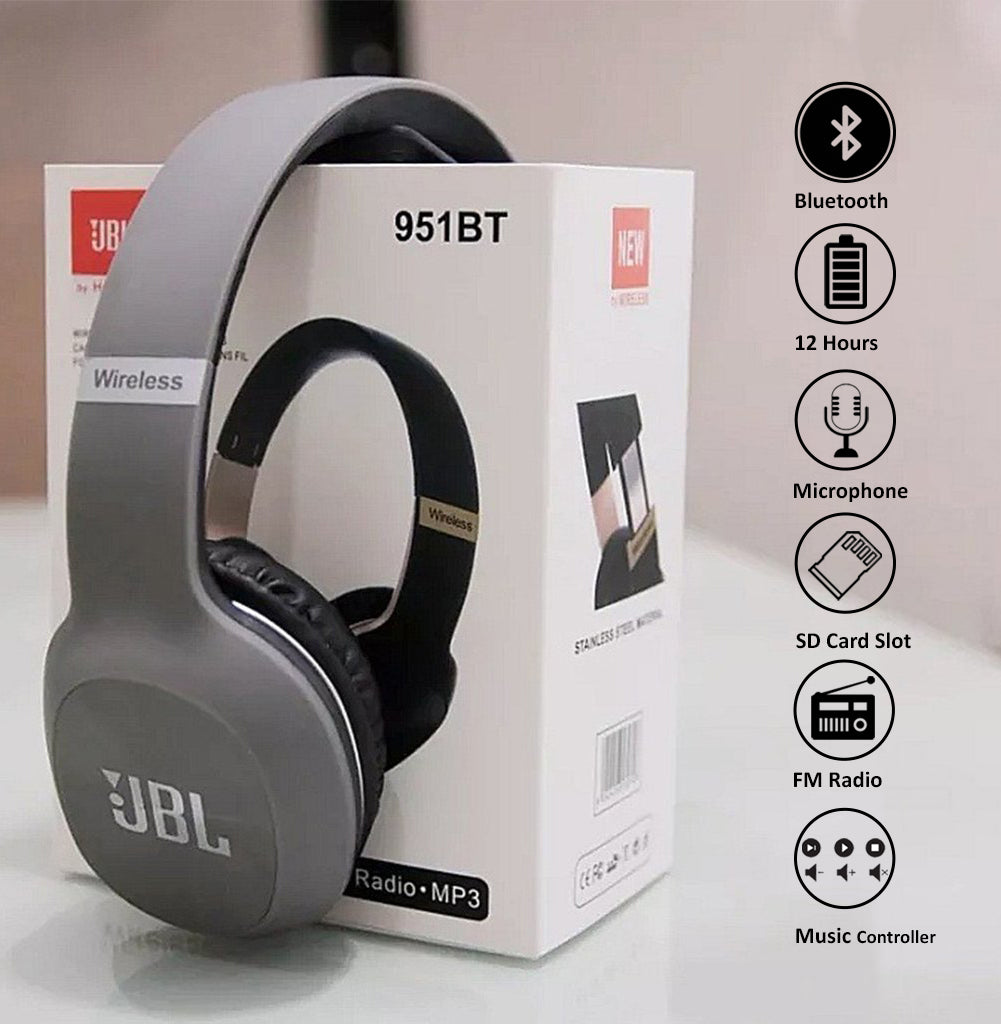 JBL 951BT Wireless Bluetooth Headset