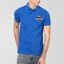 Karachi Kings PSL Polo T-Shirt - RHIZMALL.PK Online Shopping Store.