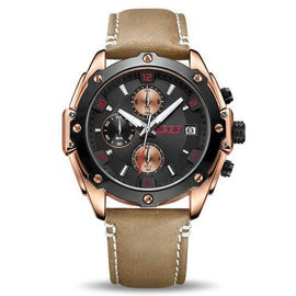 MEGIR Relogio Chronograph Watch - RHIZMALL.PK Online Shopping Store.