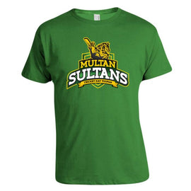 Multan Sultans PSL Shirt Green - RHIZMALL.PK Online Shopping Store.
